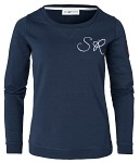 Sail Racing Sweater W - Navy