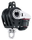 Harken 57 mm Carbo Ratchet Triple/swivel/150 Cam-Matic®/becket