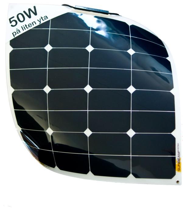 K 246 P Sunbeam System Solpanel Sp50 P 229 Happyyachting Com