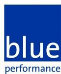 Logotyp Blue Performance