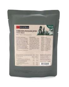 Bild på 24 Hour Meals - Chicken Rogan Josh with Rice