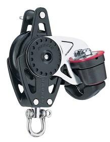 Bild på Harken 40 mm Carbo Singel/swivel/423 Carbo-Cam/becket
