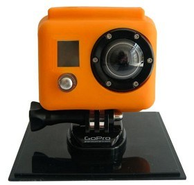 Bild på GoPro Silicone Cover HD Orange