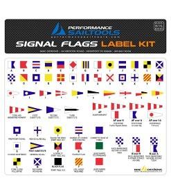 Bild på Deck Graphics Signal Flags