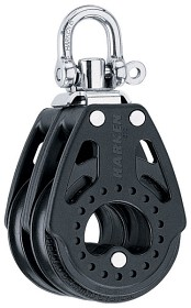 Bild på Harken 75 mm Carbo Double/swivel