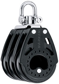 Bild på Harken 75 mm Carbo Triple/swivel