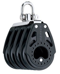 Bild på Harken 75 mm Carbo Quadruple/swivel
