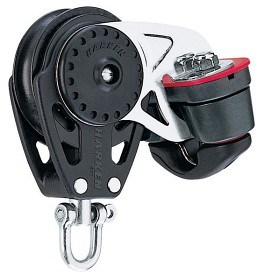 Bild på Harken 75 mm Carbo Single/swivel/150 Cam-Matic®