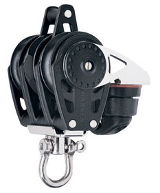 Bild på Harken 40 mm Carbo Ratchet Triple/swivel/471 Carbo-Cam® /becket