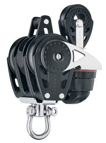 Bild på Harken 40 mm Carbo Ratchet Triple/swivel/471 Carbo-Cam®/29mm block/becket