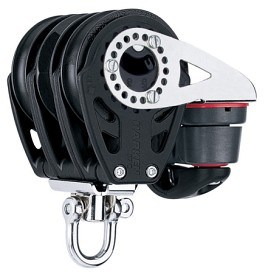 Bild på Harken 57 mm Carbo Ratchet Triple/swivel/150 Cam-Matic®