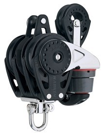 Bild på Harken 57 mm Carbo Ratchamatic Triple/150 Cam-Matic®/40mm block/becket