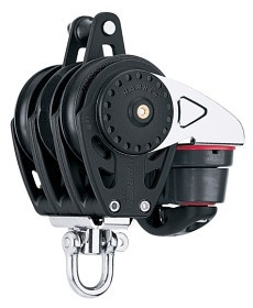 Bild på Harken 75 mm Carbo Ratchamatic Triple/150 Cam-Matic®/becket