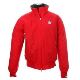 Bild på North Sails Sailor III Jacket Red