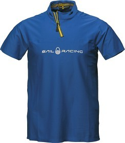 Bild på Sail Racing Explorer Zip Tee - Italian Blue