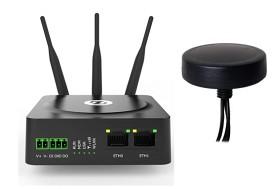 Bild på 4G/LTE Router R1500 med Wifi inkl puckantenn