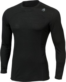 Bild på Aclima LightWool Crew Neck Shirt Man Jet Black