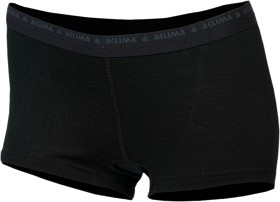 Bild på Aclima LightWool Shorts/Hipster Woman Jet Black