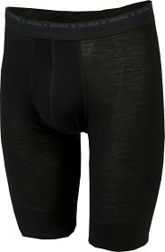 Bild på Aclima Lightwool Shorts Long Man Jet Black