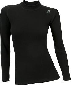 Bild på Aclima WarmWool Crew Neck Shirt Woman Jet Black