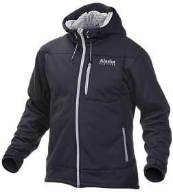 Bild på Alaska Glacier Winter Softshell Jacket Graphite/Black Endast Strlk S