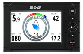 Bild på B&G H5000 Graphic Display