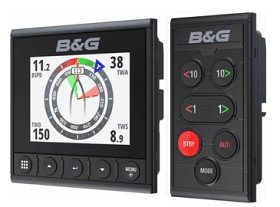 Bild på B&G Triton² Autopilot controller and display pack