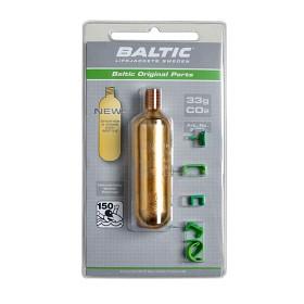 Bild på Baltic CO2-patron 33g m. säkerhetsstift