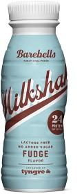 Bild på Barebells Milkshake Fudge 330 ml