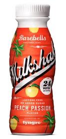 Bild på Barebells Milkshake Peach Passion 330 ml