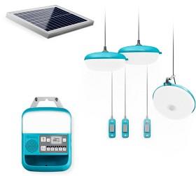 Bild på BioLite Solarhome System 620 Solcellslampor