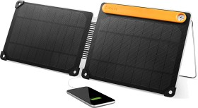 Bild på Biolite SolarPanel 10+ Solcellsladdare + Powerbank 3000 mAh