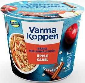 Bild på Blå Band Mellanmålsgröt Äpple & Kanel 54 g
