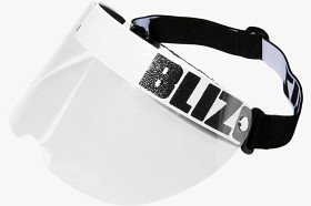 Bild på Bliz Active Visor - Black/Clear