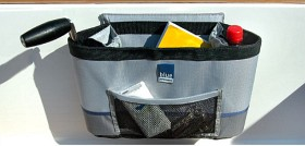 Bild på Blue Performance Bulkhead Sheet Combi Bag Small