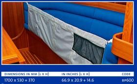 Bild på Blue Performance Bunk Net