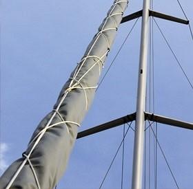 Bild på Blue Performance Furled headsail cover extension 1.5m