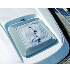 Bild på Blue Performance Luckskydd med myggnät str 8