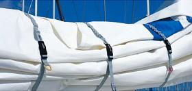 Bild på Blue Performance Sail Clips set (3 pcs.) L