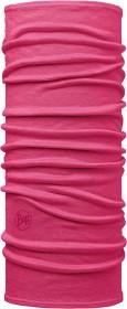 Bild på Buff Kids Lightweight Merino Wool Solid Wild Pink