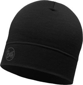 Bild på Buff Lightweight Merino Wool Hat Solid Black