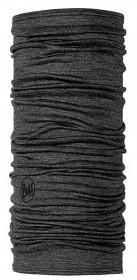 Bild på Buff Lightweight Merino Wool Solid Grey