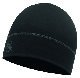 Bild på Buff Merino Wool 1 Layer Hat Solid Black