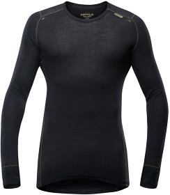 Bild på Devold Wool Mesh Man Shirt Black