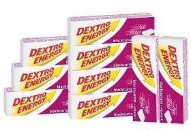 Bild på Dextro Energy Blackcurrant 47 g x 24 st