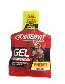 Bild på Enervit Liquid Gel Competetion Koffein Citron 25 ml