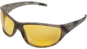 Bild på Fladen Polariserande Solglasögon Wild Camo Lins Gul