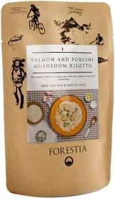 Bild på Forestia Salmon and Mushroom Risotto Mjukkonserv