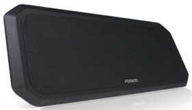 Bild på Fusion Sound-Panel All-In-One Shallow Mount Speaker System - Black