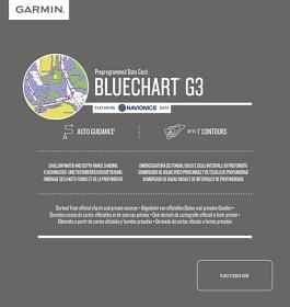 Bild på Garmin BlueChart® g3 Sjökort